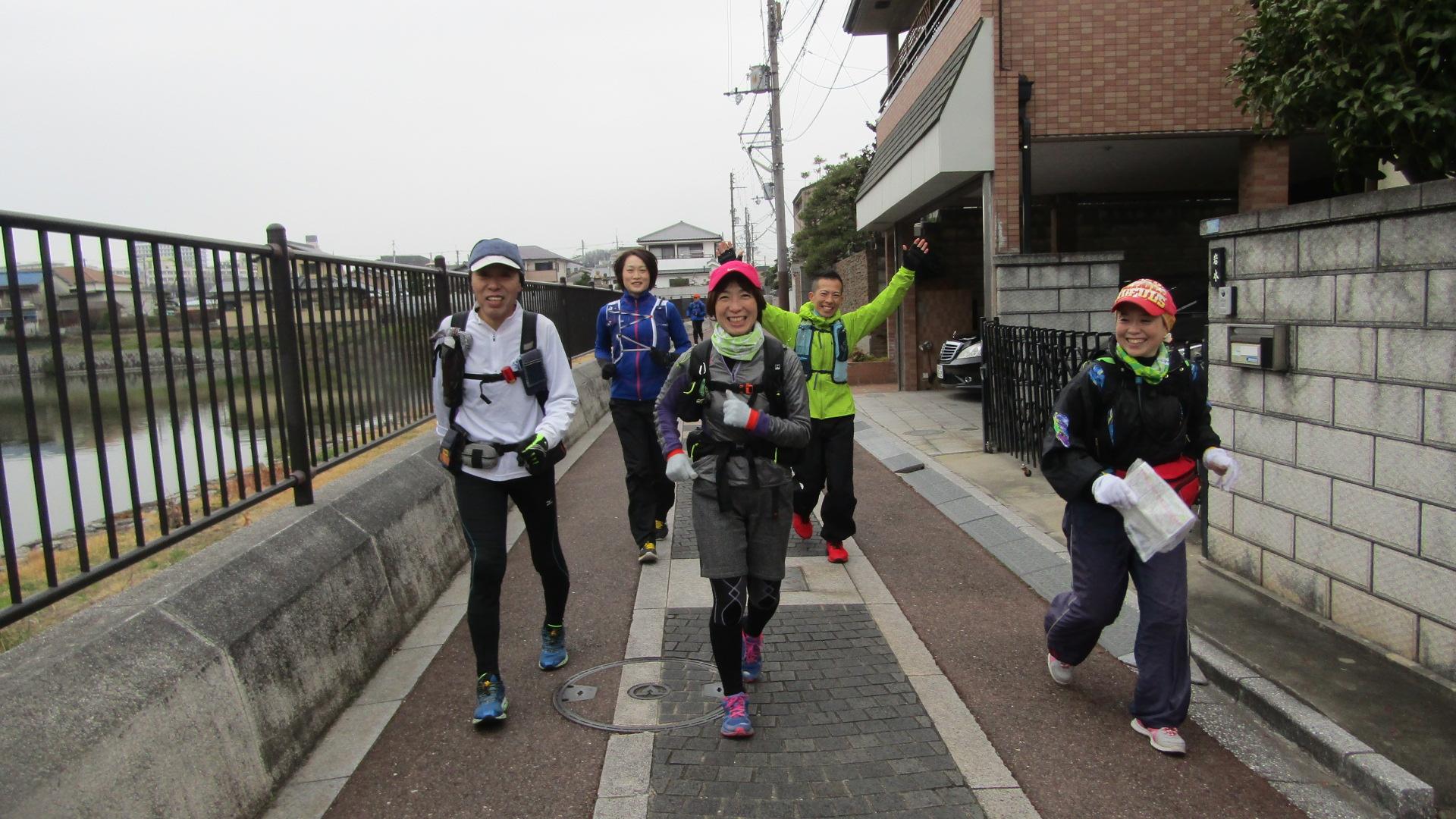 1/12 『大道マラニック(竹内&長尾街道)』 5