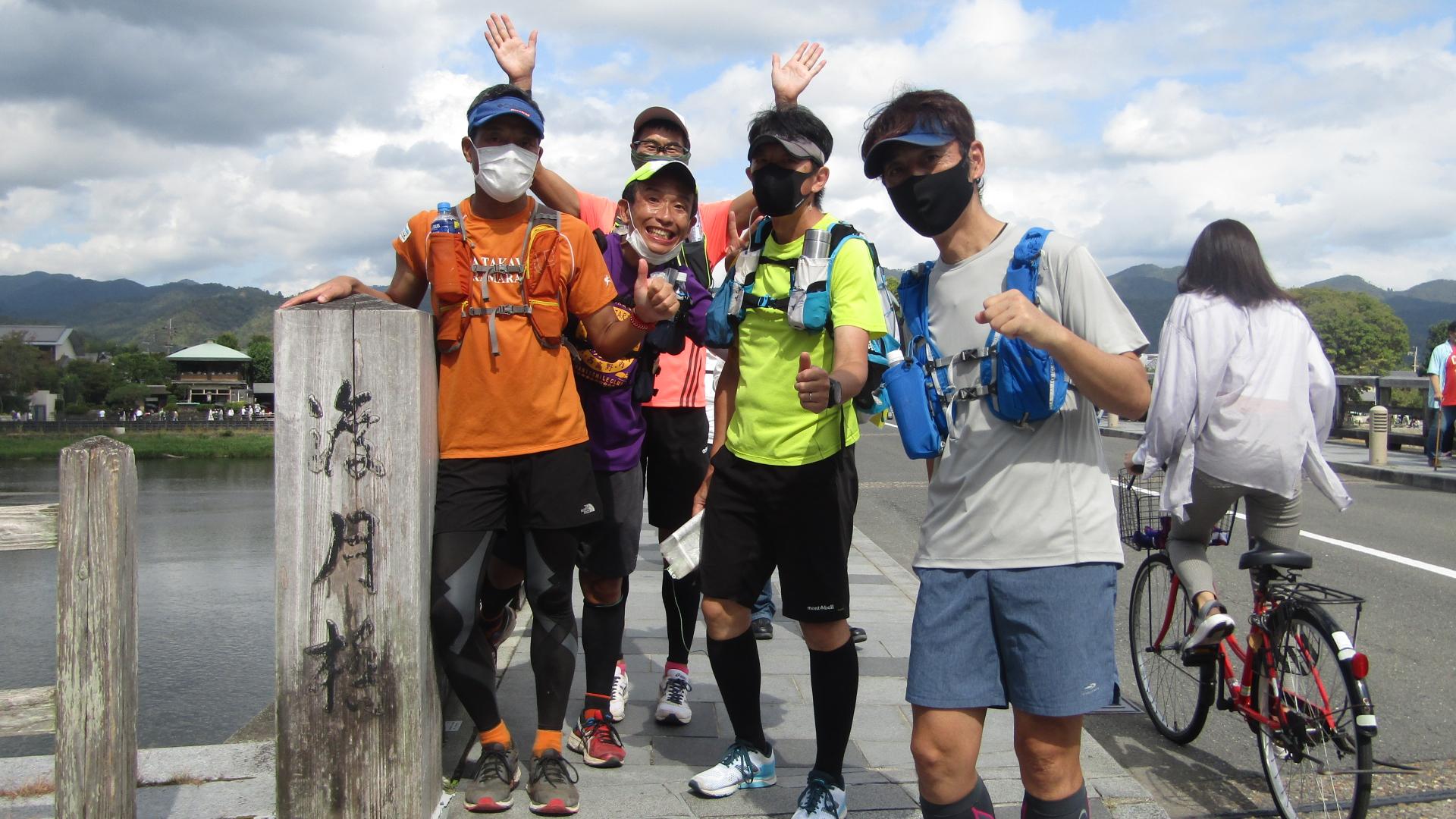 10/9~10『奈良~京都ええとこ巡りマラニック』20